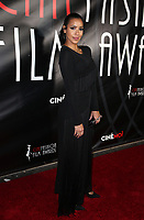 HOLLWOOD, CA - October 08: Julissa Bermudez, At 4th Annual CineFashion Film Awards At On El Capitan Theatre In California on October 08, 2017. Credit: FayeS/MediaPunch