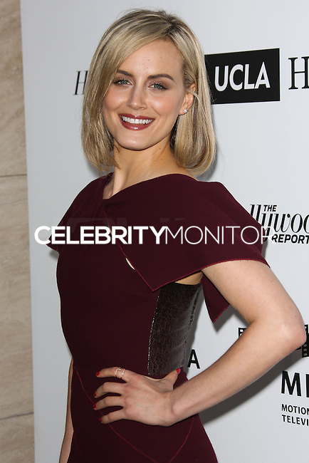 HOLLYWOOD, LOS ANGELES, CA, USA - APRIL 05: Taylor Schilling at the 3rd Annual Reel Stories, Real Lives Benefiting The Motion Picture & Television Fund held at Milk Studios on April 5, 2014 in Hollywood, Los Angeles, California, United States. (Photo by Celebrity Monitor)