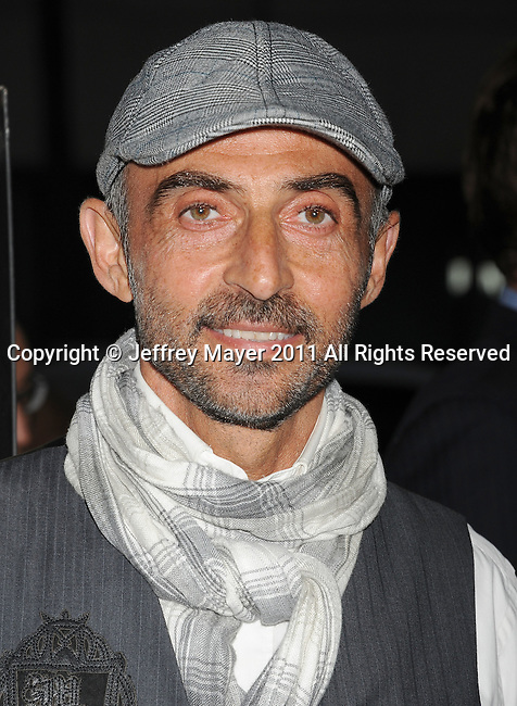 """BEVERLY HILLS, CA - SEPTEMBER 21: Shaun Toub attends the """"Machine Gun Preacher"""" Los Angeles Premiere at the Academy of Television Arts & Sciences on September 21, 2011 in Beverly Hills, California."""