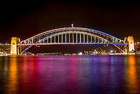 VIVID - HARBOUR BRIDGE PREVIEW