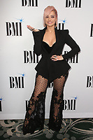 BEVERLY HILLS, CA - MAY 14: Bebe Rexha at the 67th Annual BMI Pop Awards at the Beverly Wilshire Hotel in Beverly Hills, California on May 14, 2019. <br /> CAP/MPIFM<br /> &copy;MPIFM/Capital Pictures
