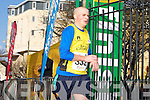 John Kennelly at the Valentines 10 mile road race in Tralee on Saturday.