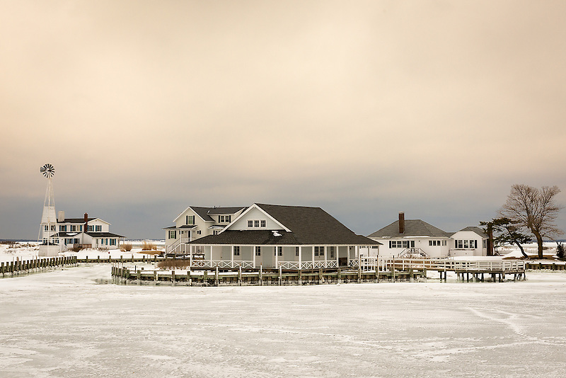 Kimogenor Point in Winter<br />