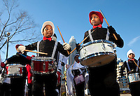 Coverage of the Annual Martin Luther King Jr. parade in Uptown/Downtown Charlotte, North Carolina. More than 80 community organizations, step and drill teams participated, including the West Charlotte High School JROTC and Marching Band.