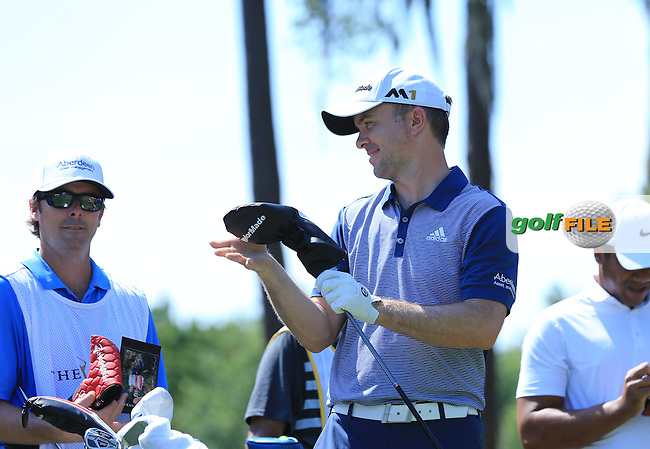 Martin Laird  (SCO)  during the First Round of The Players, TPC Sawgrass,   Florida, USA. 12/05/2016.<br /> Picture: Golffile | Mark Davison<br /> <br /> <br /> All photo usage must carry mandatory copyright credit (&copy; Golffile | Mark Davison)