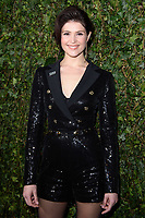 Gemma Arterton arriving for the 2018 Charles Finch &amp; CHANEL Pre-Bafta party, Mark's Club Mayfair, London, UK. <br /> 17 February  2018<br /> Picture: Steve Vas/Featureflash/SilverHub 0208 004 5359 sales@silverhubmedia.com