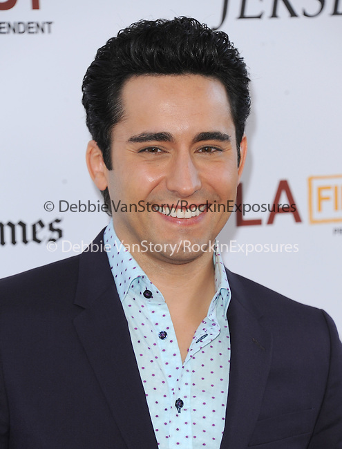 """John Lloyd Young attends The Los Angeles Film Festival 2014 Closing Night Premiere of Warner bros. Pictures """"Jersey Boys"""" held at The Regal Cinemas L.A. Live in Los Angeles, California on June 19,2014                                                                               © 2014 Hollywood Press Agency"""