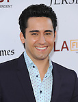 "John Lloyd Young attends The Los Angeles Film Festival 2014 Closing Night Premiere of Warner bros. Pictures ""Jersey Boys"" held at The Regal Cinemas L.A. Live in Los Angeles, California on June 19,2014                                                                               © 2014 Hollywood Press Agency"