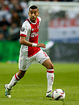 Hakim Ziyech of Ajax during the UEFA Europa League Final match at the Friends Arena, Stockholm. Picture date: May 24th, 2017.Picture credit should read: Matt McNulty/Sportimage