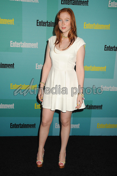 11 July 2015 - San Diego, California - Molly Quinn. Entertainment Weekly 2015 Comic-Con Celebration held at Float at the Hard Rock Hotel. Photo Credit: Byron Purvis/AdMedia