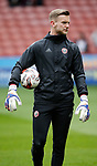 George Long of Sheffield Utd during the English League One match at Bramall Lane Stadium, Sheffield. Picture date: April 17th 2017. Pic credit should read: Simon Bellis/Sportimage