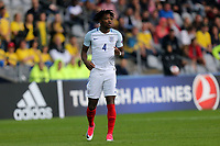 Nathaniel Chalobah of England   during Sweden Under-21 vs England Under-21, UEFA European Under-21 Championship Football at The Kolporter Arena on 16th June 2017