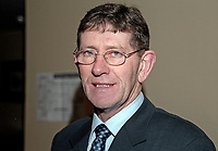 Tommy Gallagher, MLA, Member of Legislative Assembly, SDLP, Fermanagh & South Tyrone, N Ireland, 199911063<br /> <br /> Copyright Image from Victor Patterson, 54 Dorchester Park, <br /> Belfast, UK, BT9 6RJ<br /> <br /> t1: +44 28 9066 1296 (from Rep of Ireland 048 9066 1296)<br /> t2: +44 28 9002 2446 (from Rep of Ireland 048 9002 2446)<br /> m: +44 7802 353836<br /> <br /> e1: victorpatterson@me.com<br /> e2: victorpatterson@gmail.com<br /> www.victorpatterson.com<br /> <br /> Please see my Terms and Conditions of Use at www.victorpatterson.com. It is IMPORTANT that you familiarise yourself with them.<br /> <br /> Images used on the Internet must be visibly watermarked i.e. © Victor Patterson<br /> within the body of the image and copyright metadata must not be deleted. Images <br /> used on the Internet have a size restriction of 4kbs and will be chargeable at current<br />  NUJ rates unless agreed otherwise.<br /> <br /> This image is only available for the use of the download recipient i.e. television station, newspaper, magazine, book publisher, etc, and must not be passed on to any third <br /> party. It is also downloaded on condition that each and every usage is notified within 7 days to victorpatterson@me.com<br /> <br /> The right of Victor Patterson to be identified as the author is asserted in accordance with The Copyright Designs And Patents Act (1988). All moral rights are asserted.