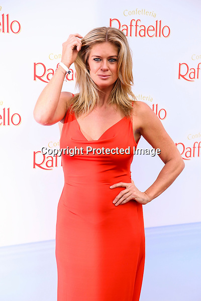 Rachel Hunter upon arrival to Raffaello Summer Day 2014, Kronprinzenpalais in Berlin on 21.06.2014.<br /> Credit: Tamara Bieber/face to face