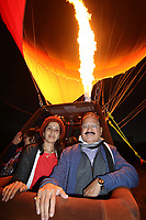 25 April 2018 - Hot Air Balloon Gold Coast and Brisbane