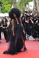 CANNES, FRANCE - MAY 18: Mariame Sakanoko attends the screening of 'The Wild Pear Tree (Ahlat Agaci)'  during the 71st annual Cannes Film Festival at Palais des Festivals on May 17, 2018 in Cannes, France. <br /> <br /> Picture: Kristina Afanasyeva/Featureflash/SilverHub 0208 004 5359 sales@silverhubmedia.com