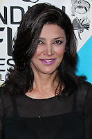 "HOLLYWOOD, LOS ANGELES, CA, USA - APRIL 08: Shohreh Aghdashloo at the Indian Film Festival Of Los Angeles 2014 - Opening Night Screening Of ""Sold"" held at ArcLight Cinemas on April 8, 2014 in Hollywood, Los Angeles, California, United States. (Photo by Xavier Collin/Celebrity Monitor)"