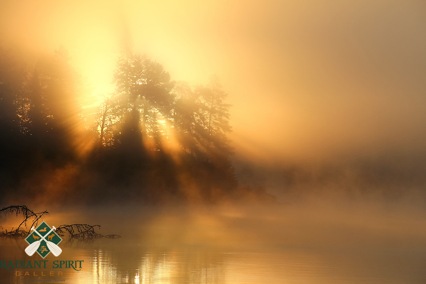&quot;Burning Through the Fog&quot;<br />