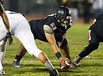 Lawndale, CA 11/11/16 - Damian Gutierrez (Lawndale #63) in action during the West Torrance - Lawndale CIF first round playoffs.  Lawndale defeated West Torrance 48-14.