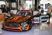 #66 BULLITT RACING MERCEDES AMG GT4 ANDY MEYRICK (GBR) STEPHEN PATTRICK (GBR) MICAH STANLEY (MCO)