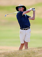 Kit Bittle of North Harbour. Semi Finals. Day Four of the Toro Interprovincial Men's Championship, Mangawhai Golf Course, Mangawhai,  New Zealand. Saturday 9 December 2017. Photo: Simon Watts/www.bwmedia.co.nz