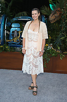 LOS ANGELES, CA - JUNE 12: Marianna Palka, at Jurassic World: Fallen Kingdom Premiere at Walt Disney Concert Hall, Los Angeles Music Center in Los Angeles, California on June 12, 2018. Credit: Faye Sadou/MediaPunch
