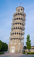 Leaning Tower of Niles Illinois