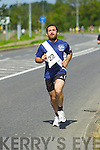 Sohaib Syed pictured at the Rose of Tralee International 10k Race in Tralee on Sunday.