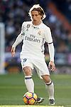 Real Madrid's Luka Modric during La Liga match. January 7,2016. (ALTERPHOTOS/Acero)