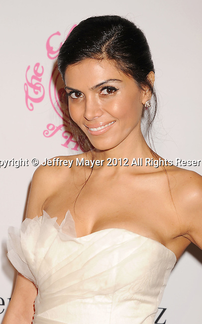 BEVERLY HILLS, CA - OCTOBER 20: Sheila Shah arrives at the 26th Anniversary Carousel Of Hope Ball presented by Mercedes-Benz at The Beverly Hilton Hotel on October 20, 2012 in Beverly Hills, California.