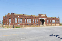 An abandoned Southern Railway Freight Depot in Mobile, Alabama.