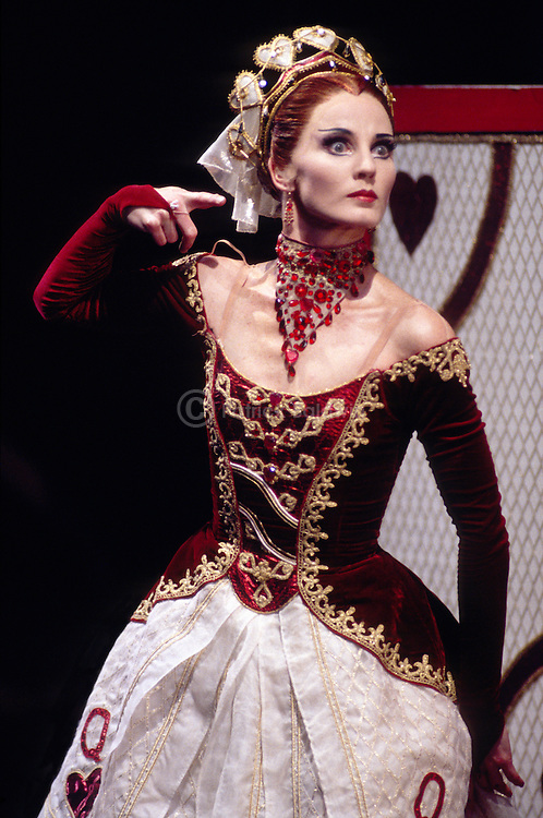 Derek Deane's production ofAlice In Wonderland for English National Ballet...Lisa Pavane