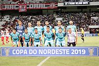 Recife, PE,06/04/19 - SANTA CRUZ- CRB- Partida válida pelas quartas de final da Copa do Nordeste no Arruda neste sábado(06). (Rafael Vieira/Codigo19