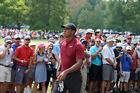 Tiger Woods (USA) walks the 5th hole during the final round of the 100th PGA Championship at Bellerive Country Club, St. Louis, Missouri, USA. 8/12/2018.<br /> Picture: Golffile.ie | Brian Spurlock<br /> <br /> All photo usage must carry mandatory copyright credit (&copy; Golffile | Brian Spurlock)