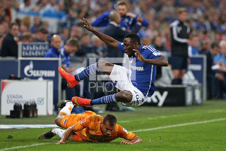 Football: Germany, 1. Bundesliga, Hertha BSC Berlin <br /> John Anthony Brooks