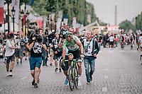 green jersey winner Michael Matthews (AUS/Sunweb)<br /> <br /> 104th Tour de France 2017<br /> Stage 21 - Montgeron › Paris (105km)
