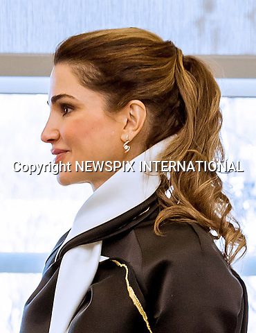 05.04.2017; Washington DC, USA: QUEEN RANIA AND FIRST LADY MELANIA TRUMP<br />visit the Excel Academy Public Charter School For Girls.<br />Mandatory Photo Credit: &copy;RHC/NEWSPIX INTERNATIONAL<br /><br />PHOTO CREDIT MANDATORY!!: NEWSPIX INTERNATIONAL(Failure to credit will incur a surcharge of 100% of reproduction fees)<br /><br />IMMEDIATE CONFIRMATION OF USAGE REQUIRED:<br />Newspix International, 31 Chinnery Hill, Bishop's Stortford, ENGLAND CM23 3PS<br />Tel:+441279 324672  ; Fax: +441279656877<br />Mobile:  0777568 1153<br />e-mail: info@newspixinternational.co.uk<br />&ldquo;All Fees Payable To Newspix International&rdquo;