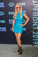 NEW YORK, NY - MAY 13: Jenny McCarthy at the FOX 2019 Upfront at Wollman Rink in Central Park, New York City on May 13, 2019. <br /> CAP/MPI99<br /> ©MPI99/Capital Pictures