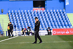 Coach Jose Lui Mendilibar of SD Eibar during the La Liga 2017-18 match between Getafe CF and SD Eibar at Coliseum Alfonso Perez Stadium on 09 December 2017 in Getafe, Spain. Photo by Diego Souto / Power Sport Images