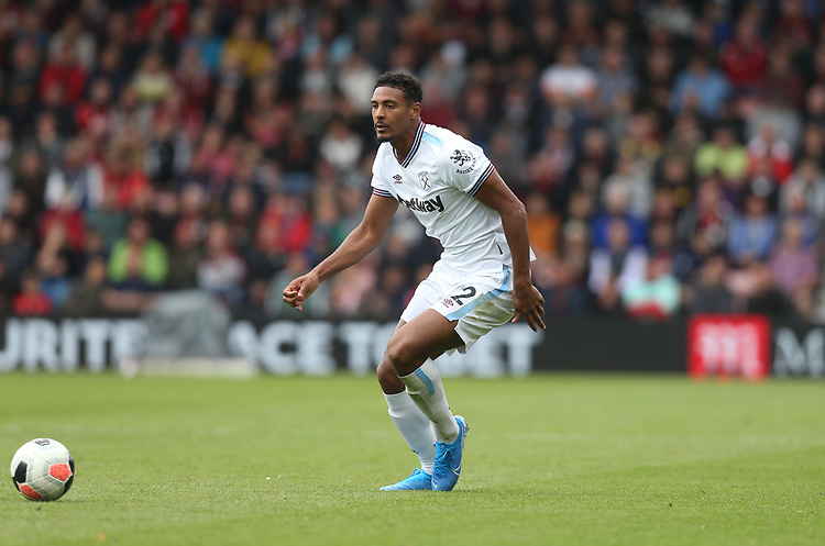 West Ham United's Sebastien Haller<br /> <br /> Photographer Rob Newell/CameraSport<br /> <br /> The Premier League - Bournemouth v West Ham United - Saturday 28th September 2019 - Vitality Stadium - Bournemouth<br /> <br /> World Copyright © 2019 CameraSport. All rights reserved. 43 Linden Ave. Countesthorpe. Leicester. England. LE8 5PG - Tel: +44 (0) 116 277 4147 - admin@camerasport.com - www.camerasport.com