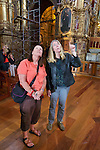 Kris Timmerman & Susan Webster, Church and Convent of St. Francis, Quito