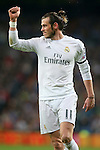 Real Madrid's Garet Bale during Champions League 2015/2016 Quarter-finals 2nd leg match. April 12,2016. (ALTERPHOTOS/Acero)