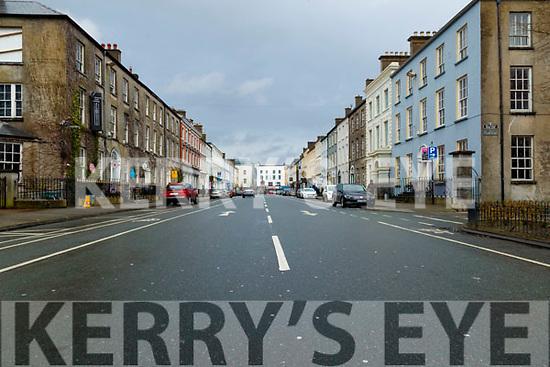 Denny Street, Tralee on Tuesday, Saint Patrick's Day.