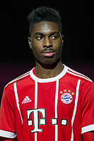 Maxime Awoudja of Bayern Munich II during the Premier League International Cup match between Reading U23 and Bayern Munich II at the Adams Park, Wycombe, England on 8 December 2017. Photo by Andy Rowland.