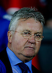 Guus Hiddink manager of Chelsea - English Premier League - Manchester Utd vs Chelsea - Old Trafford Stadium - Manchester - England - 28th December 2015 - Picture Simon Bellis/Sportimage