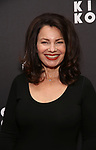 """Fran Drescher attends the Broadway Opening Night of """"King Kong - Alive On Broadway"""" at the Broadway Theater on November 8, 2018 in New York City."""