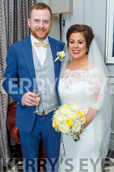 Murphy/Buckley wedding in the Ballyroe Heights Hotel on Saturday March 14th.