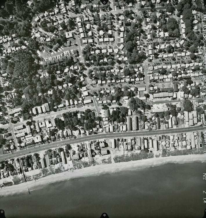 "1988 October 10..Conservation.East Ocean View..Ocean View Avenue.1""=300'..Frame #  2 14.NEG#.NRHA#.Order #80-16461-01."