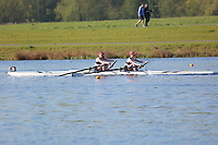 Race: 4  Event: WJ18 2x  Time Trial<br /> <br /> Junior Sculling Regatta 2018<br /> <br /> To purchase this photo, or to see pricing information for Prints and Downloads, click the blue 'Add to Cart' button at the top-right of the page.