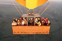 20140409 April 09 Hot Air Balloon Gold Coast